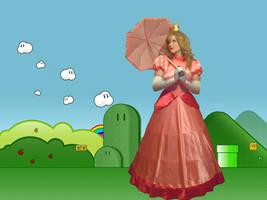Mushroom Kingdom Stroll by kcjedi89