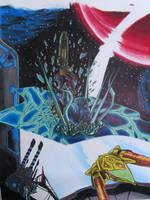 Metroid Prime 3 Corruption by TheFalseLegend