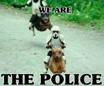 THE POLICE by The-Ultras-Narrator