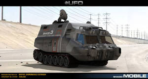 3D model from Tv show UFO