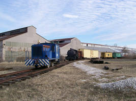 Steel Valley Railroad Museum 2 by LDLAWRENCE