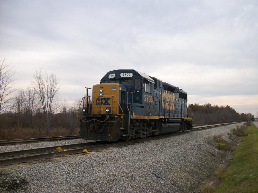 CSX 2700 by LDLAWRENCE