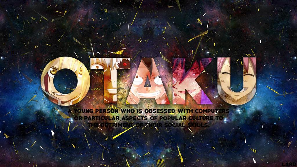Otaku Anime Wallpaper By Nervsthreat