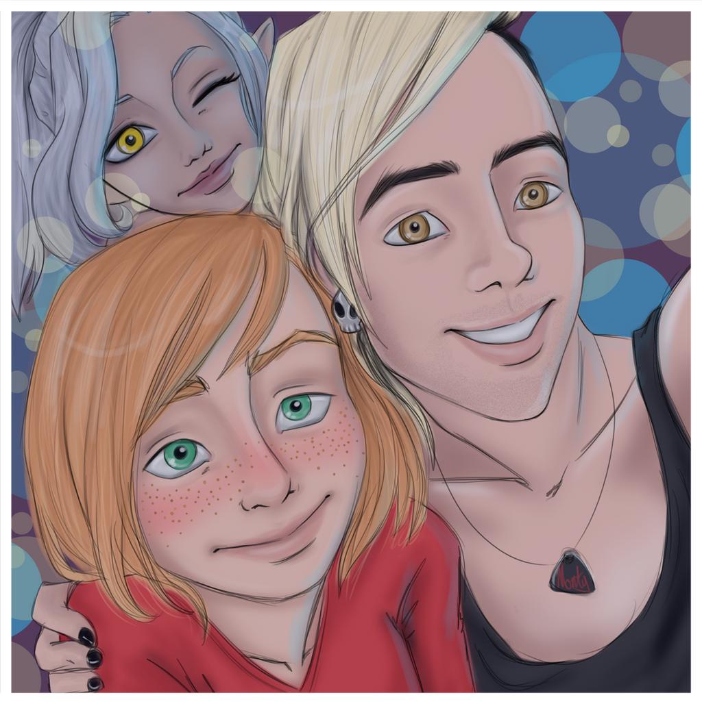 TTNG_Selfie by Voodookandy