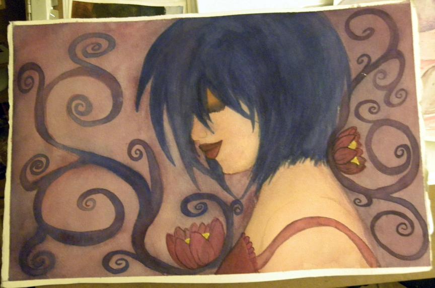 Skittlez Painting by Enuwey