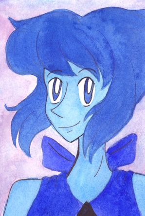 Lapis Lazuli by Enuwey