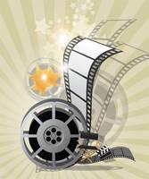 Movie background by BlueLela