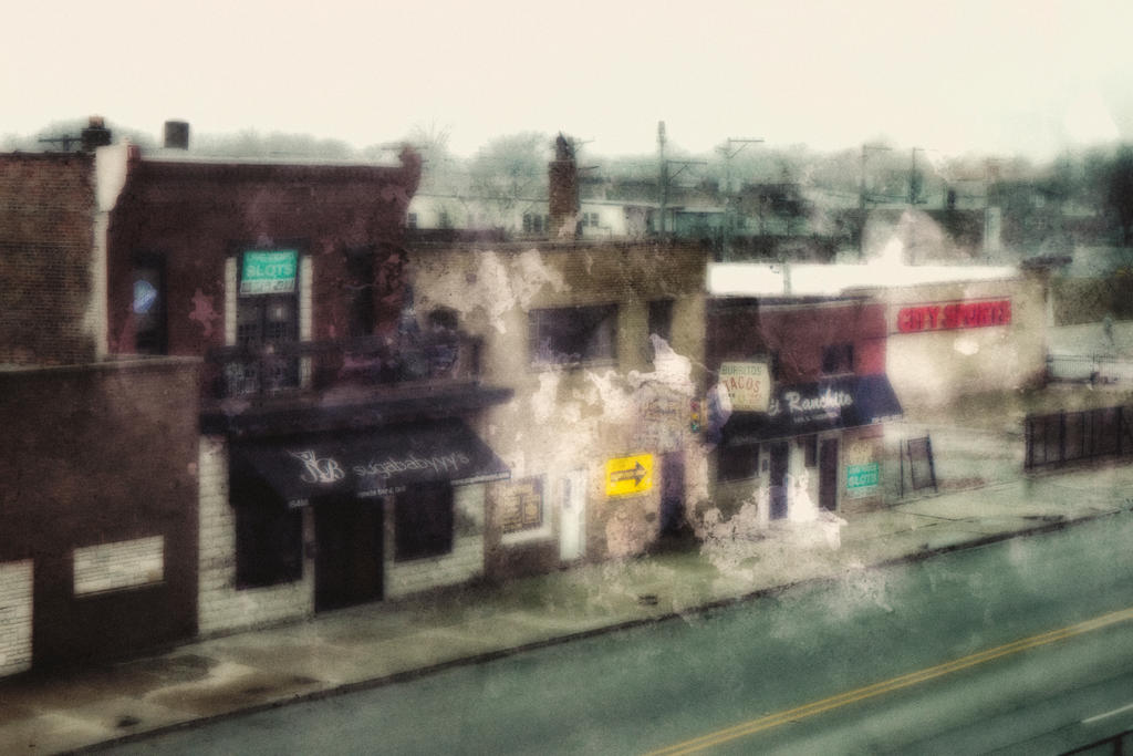 Rough Side of Town by pubculture