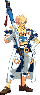 Sin Kiske (Guilty Gear Xrd) by RieyTails