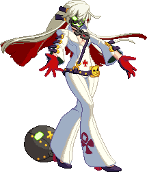 Jack-O (Guilty Gear Xrd) by RieyTails
