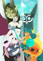Wakfu Season 3 by Viku-Asakura