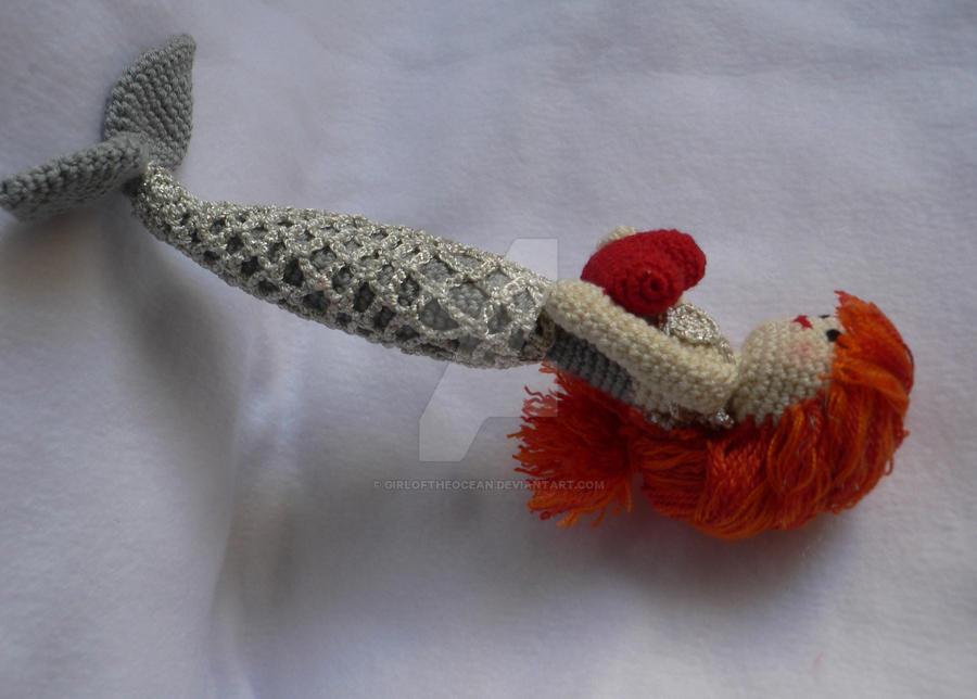 Free Amigurumi Mermaid Patterns : Amigurumi mermaid dolls by girloftheocean on deviantart