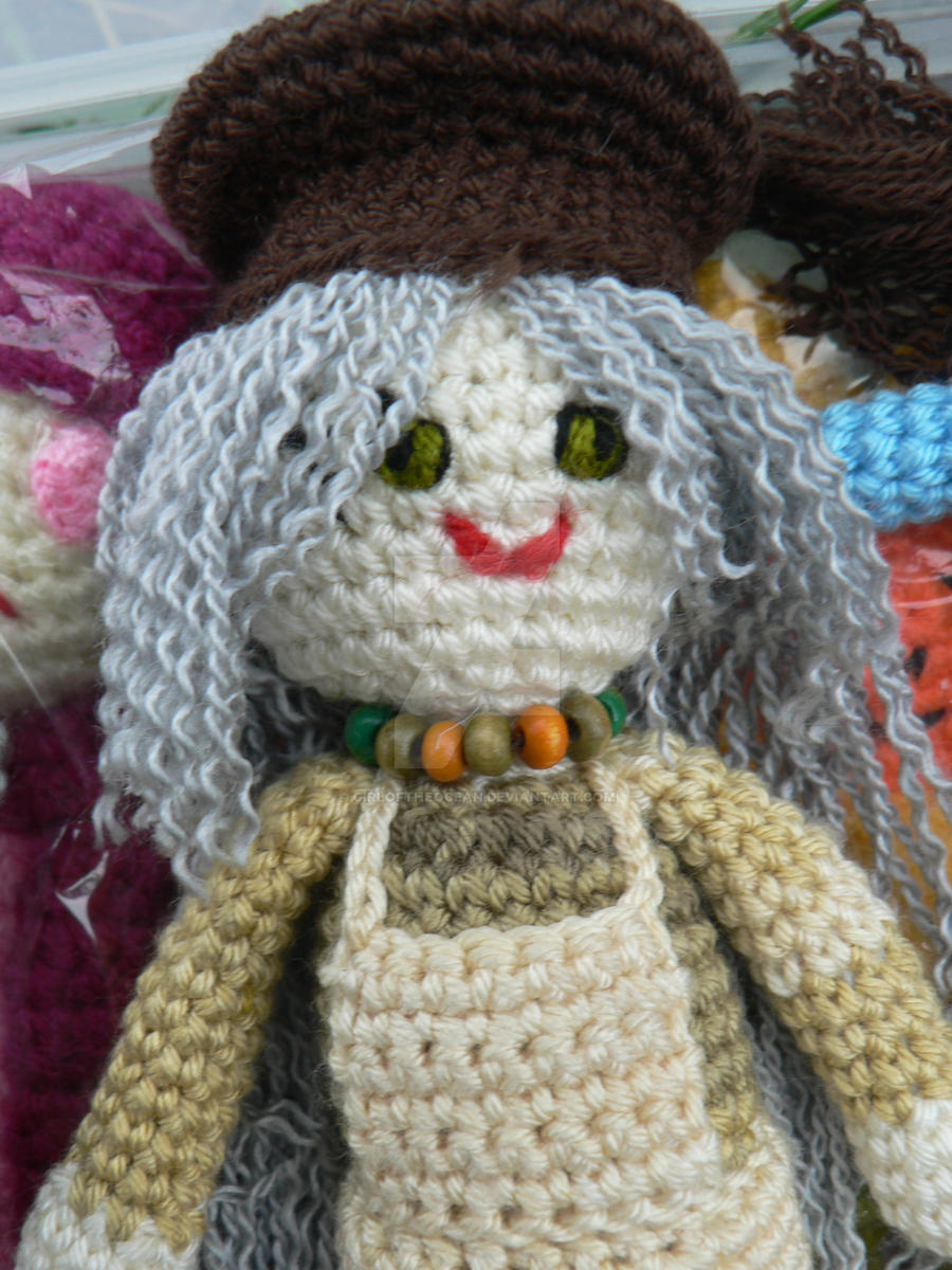 amigurumi doll face by GirlOfTheOcean on DeviantArt