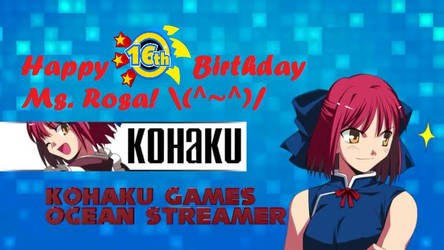 Kohaku Games' Birthday Livestream Image