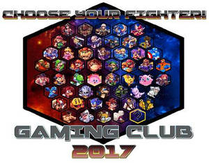Gaming Club 2017 T-Shirt Design 3