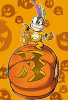 Koopalings Trick or lemmy by Arashi-H