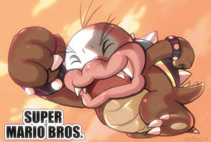 Koopalings Morton Koopa Jr by Arashi-H