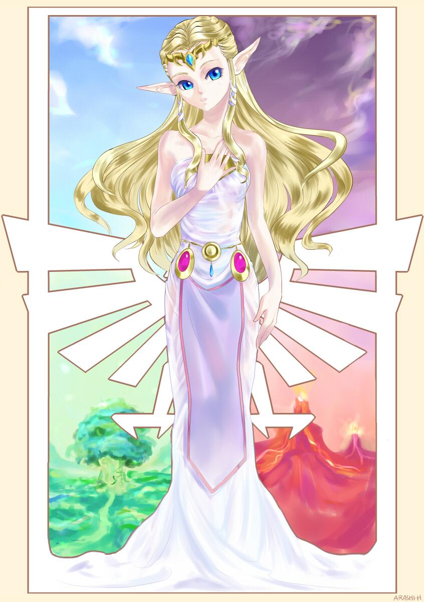 ZELDA by Arashi-H