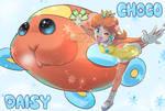 Daisy and Choco by Arashi-H