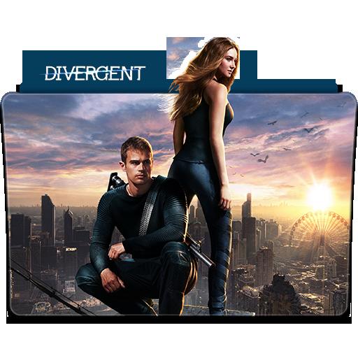Divergent 2014 Folder Icon By Sonerbyzt On Deviantart