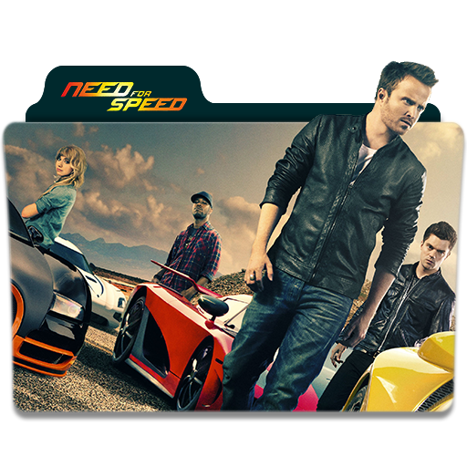 Need For Speed 2014 Folder Icon by sonerbyzt on DeviantArt