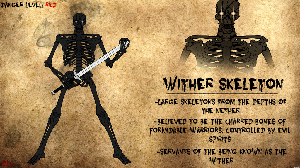 Wither Skeleton In Real Life Wither skeleton journal entryReal Life Wither Skeleton