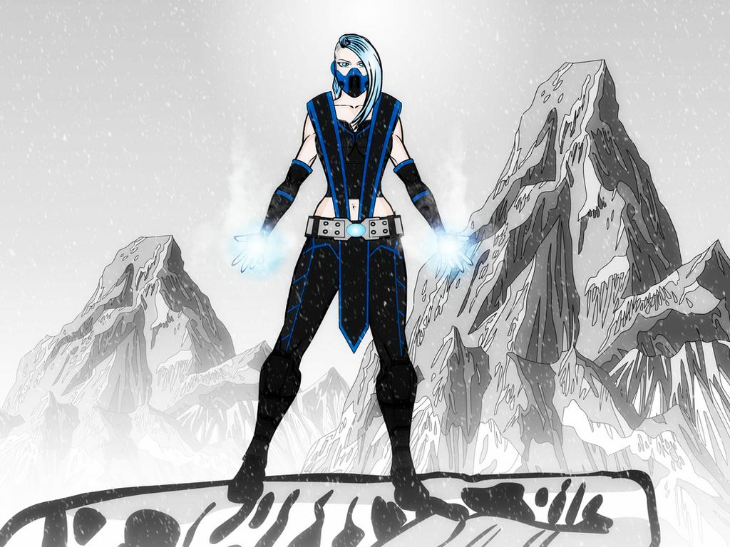 The Ice Queen by Vectorman316