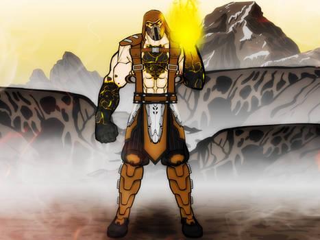 The Forgotten Warrior (MKX Edition)