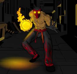 Just Blaze by Vectorman316
