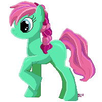 MLP Sprite by p0ny-expr3ss