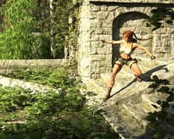Lara 03 by Battleangel69