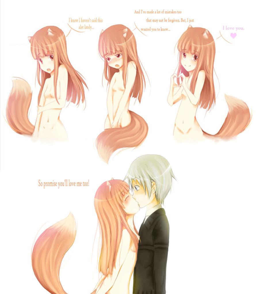 I Love You by Okitaru369