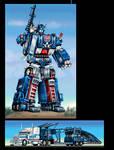 Movie Concept Ultra Magnus 2