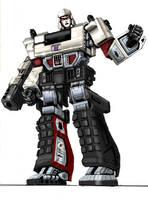 Movie Concept Megatron by Prowler974
