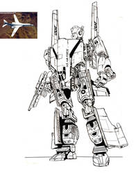Movie Concept: Jetfire by Prowler974