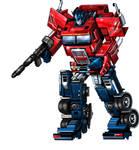 Optimus 3 movie concept Colors