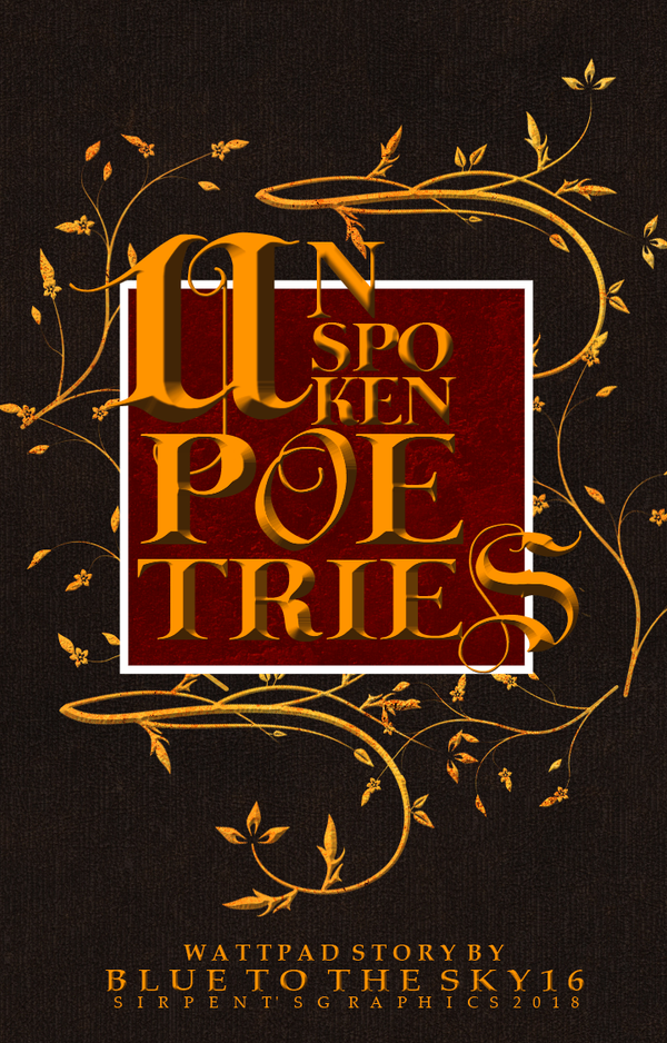 Unspoken poetries by Dystopian-Sirpent