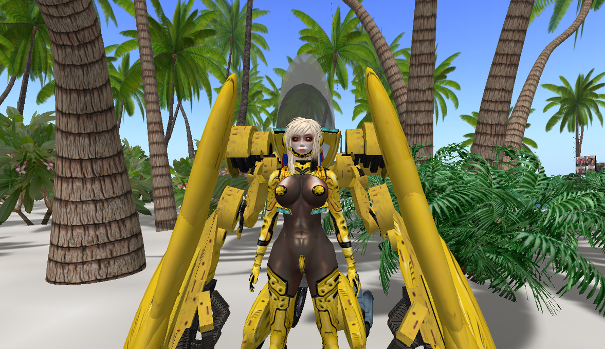 Motorgirl Model 1 by Dracozinho
