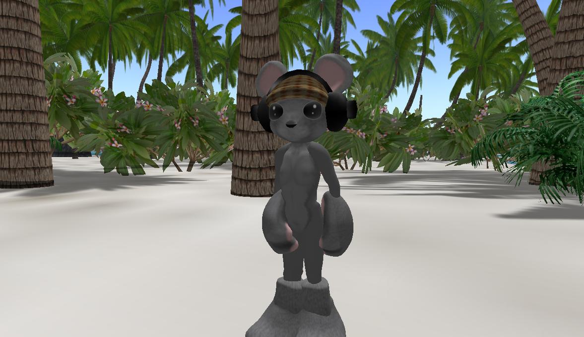Rat Chibi by Dracozinho
