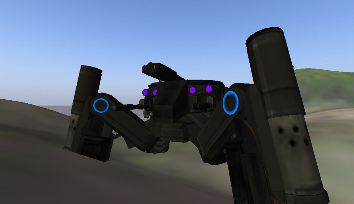Robot 01 by Dracozinho