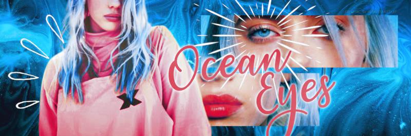 Ocean Eyes Banner