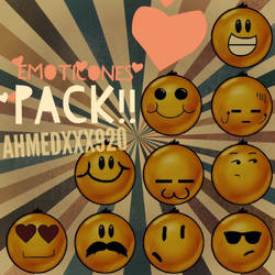 Emoticons pack 2014
