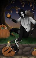 [Contest Entry] Pumpkin king by MelloriaHero