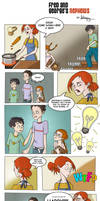 Harry Potter Comic 03