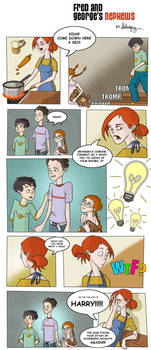Harry Potter Comic 03