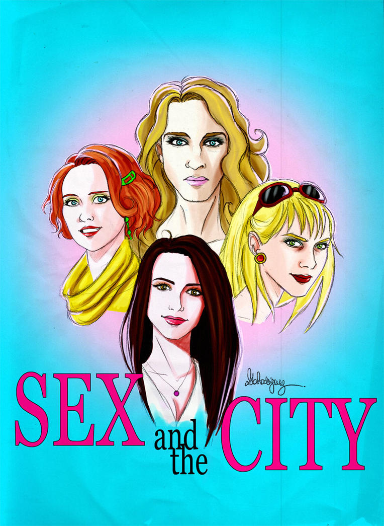 Sex in the city fan