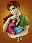 Twilight: Edward and Nessie