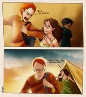 HP: He's Gone by Loleia