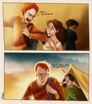 HP: He's Gone