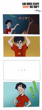 Harry Potter Comic 06